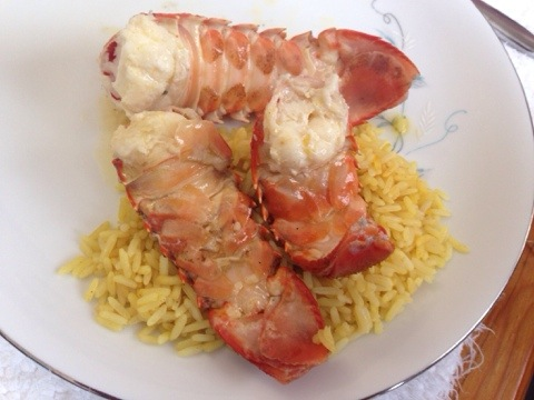 Crayfish for lunch